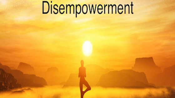 Healing Anger And It's Shadow Disempowerment