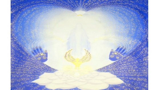 Washing Away Toxic Shame : Residing in the Divine Mother's Embrace