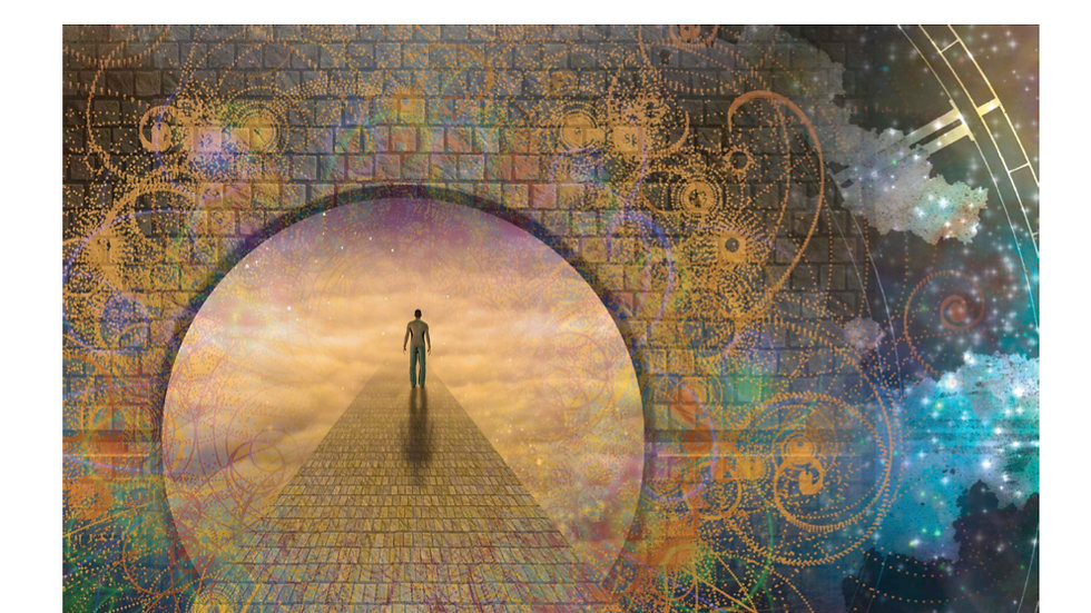 Connect to Your MultiDimensional Self