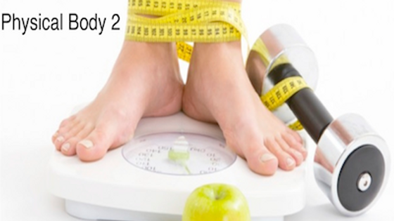 Physical Body 2 Resetting our Natural Weight