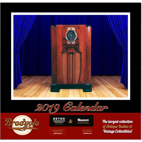 Brayola 2019 Calendar