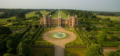 Hatfield House Aerial - provided by Visi