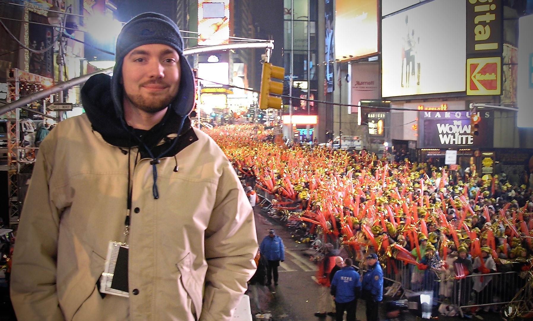 New York, NY - broadcast