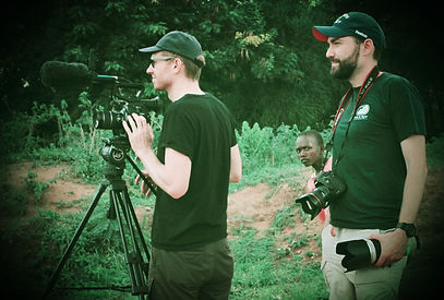 Producing on location in Kenya for the Episcopal Church