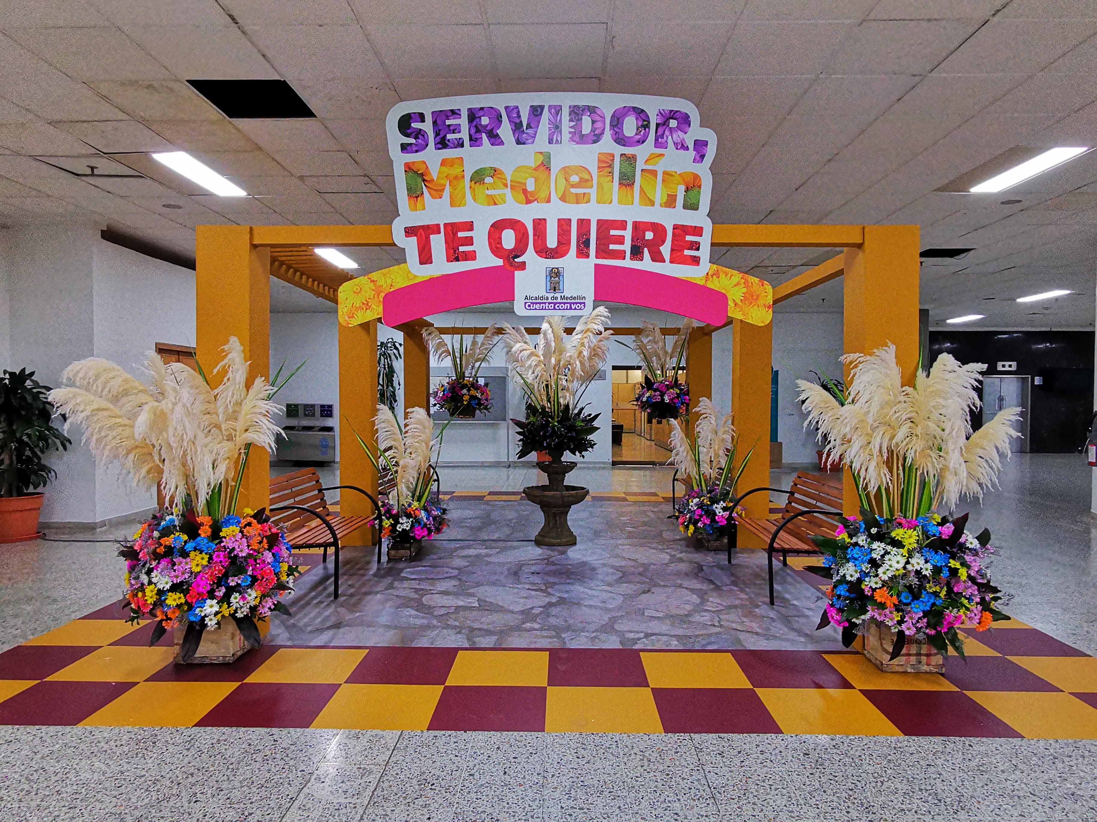 Lobby Alcaldía