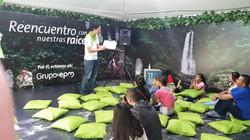 Stand EPM - Feria del libro