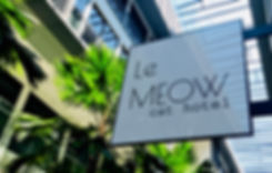 Peaceful and calm environment for Le Meow Cat Hotel in Singapore