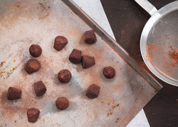 Baking Truffles