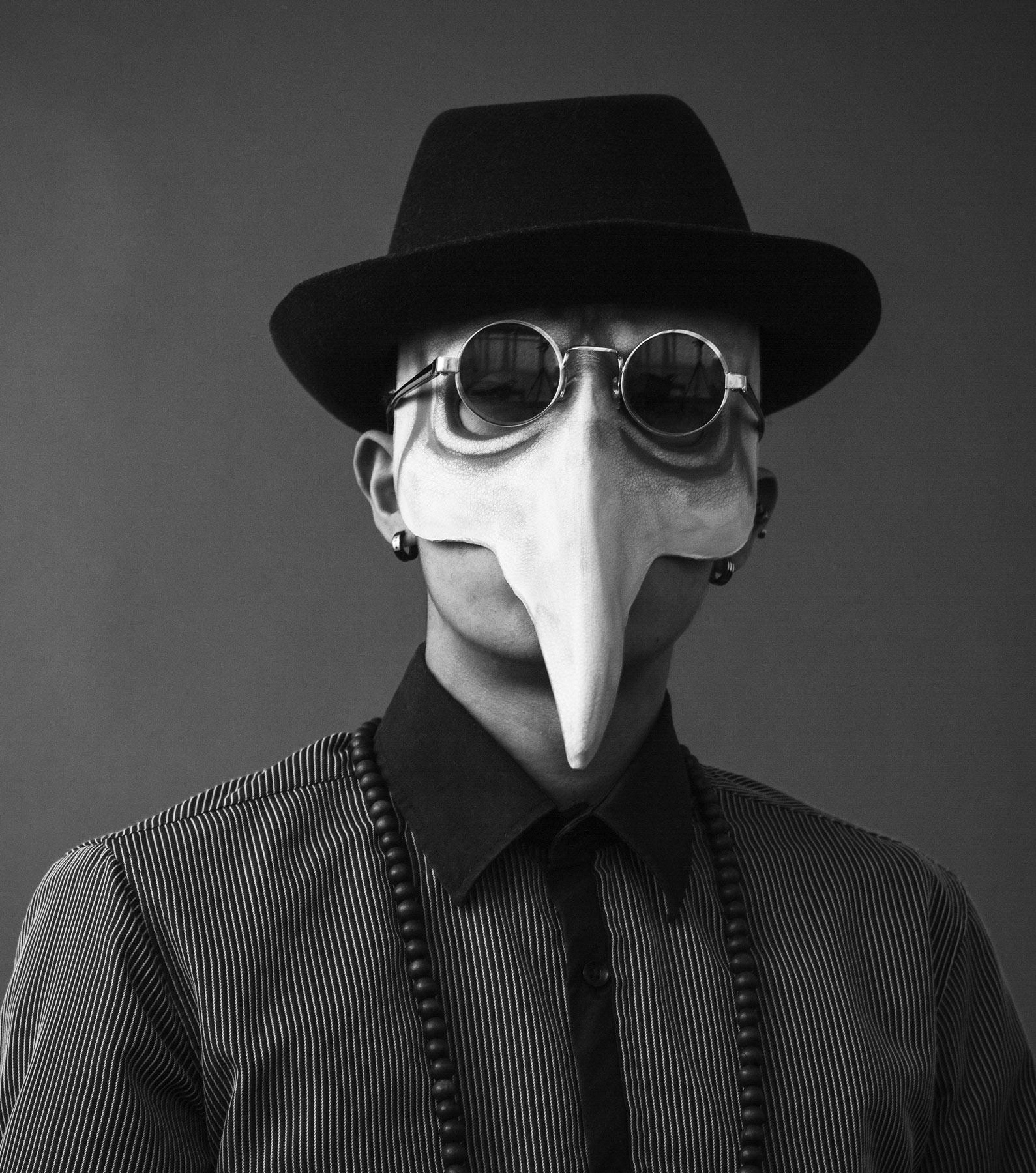 Cold World - Plague Doctor