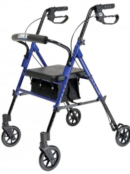 Set n' Go Height Adjustable Rollator