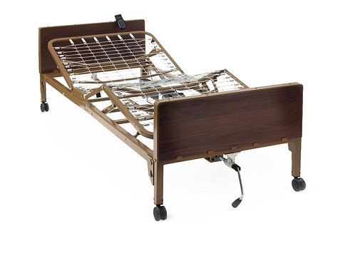 Medline Basic Semi Electric Bed