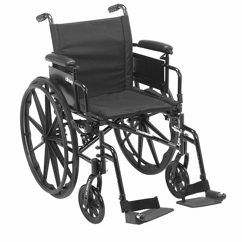 Drive Cruiser X4 Lightweight Wheelchair