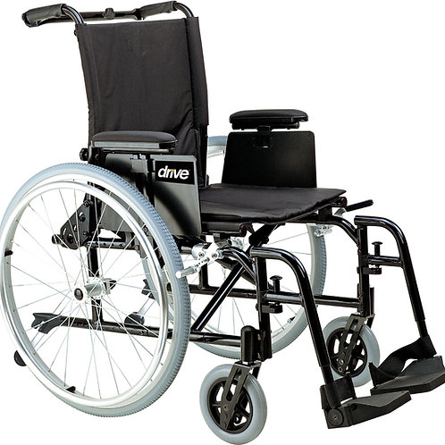 Drive K5 Cougar Ultralight Aluminum Wheelchair