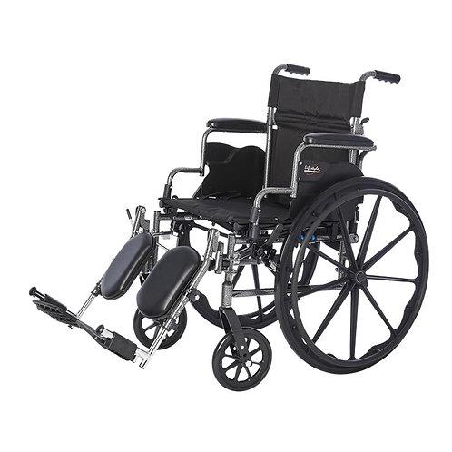 Lifestyle Deluxe Lightweight Wheelchair (K3)