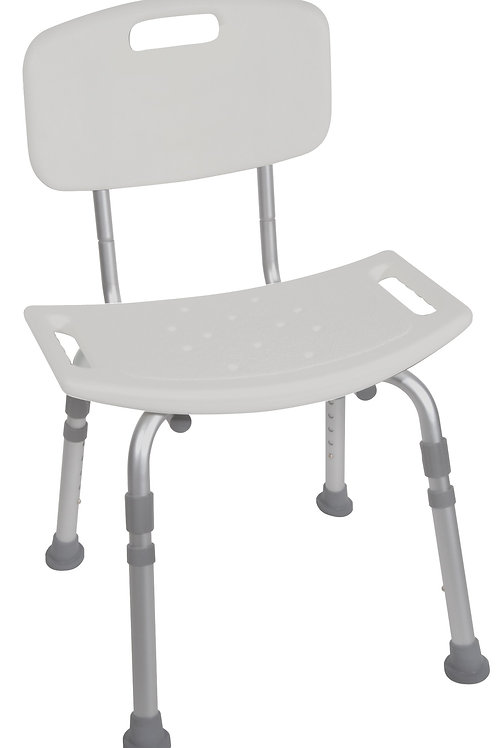 Drive Deluxe Aluminum Shower Chair