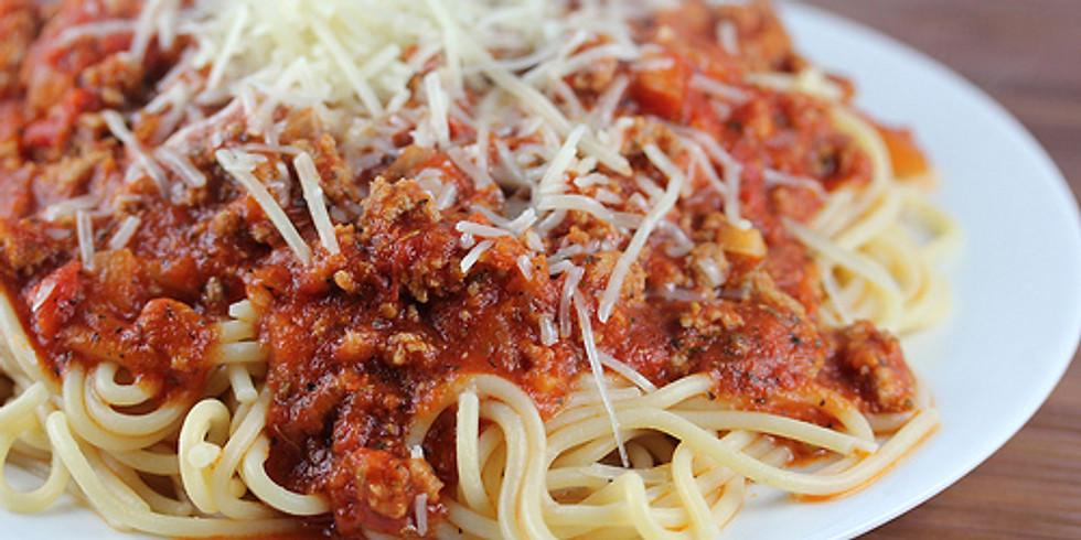 GCS Spaghetti Dinner