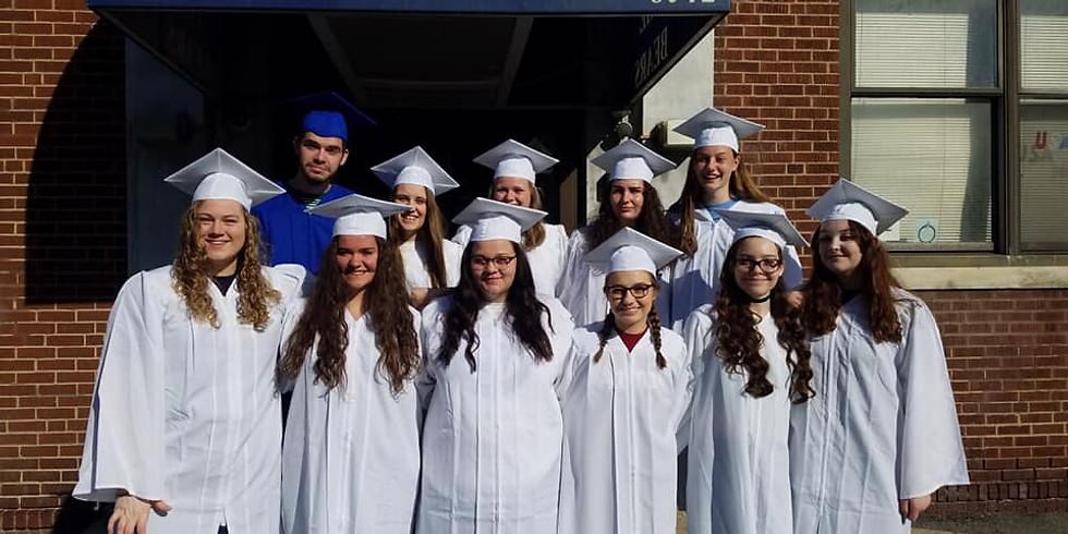 High School Senior Graduation