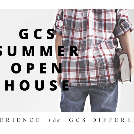 GCS Summer Open House