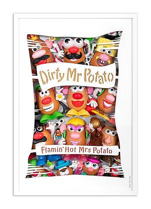 DirtyMr Potato