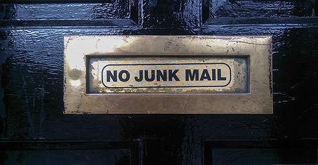 number-sign-blue-street-sign-junk-mailbo