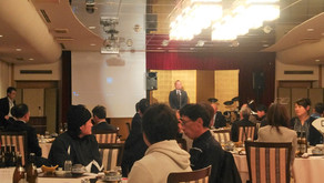 令和元年11/29(金)除雪出陣式、忘年会を開催いたしました