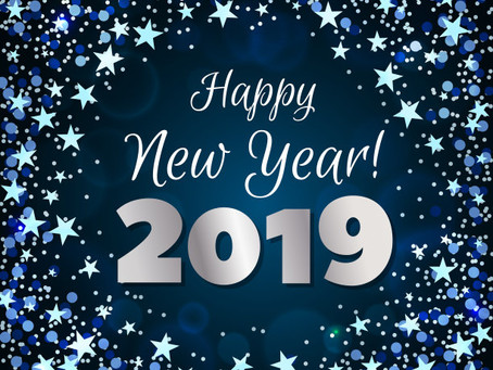 New Year - 2019