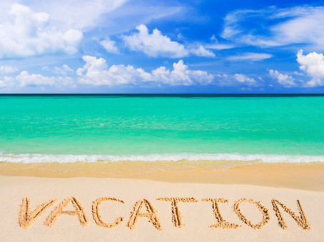 Vacation Time?