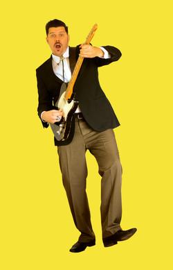Foto capa disco fundo amarelo