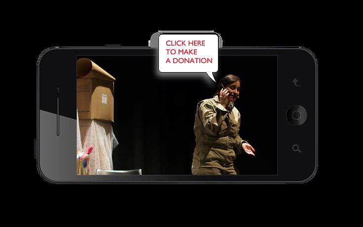 your call, new opera, speech tech, experimental theater