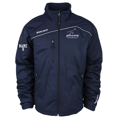 Bauer Midweight Warm Up Jacket