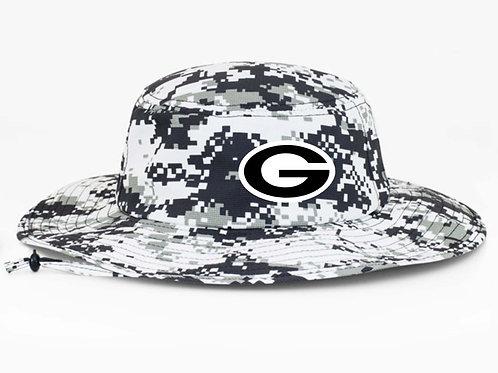 Manta Ray Boonie Hat