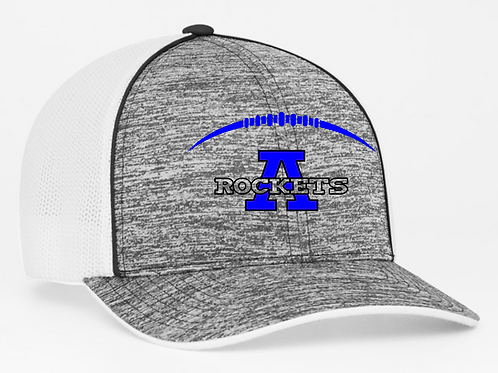 Pacific Headwear Heather Trucker Mesh