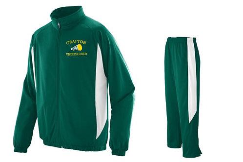 Augusta Medalist Cheer Suit (Jacket+Pants)