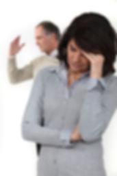 Image of a couple symbolizing parents arguing