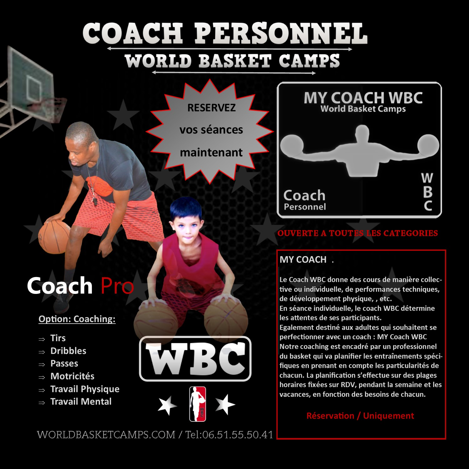 Coaching Perso WBC