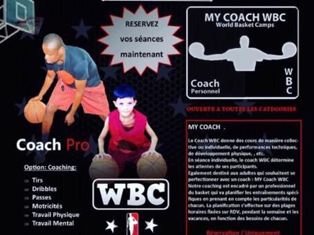 My Coach WBC
