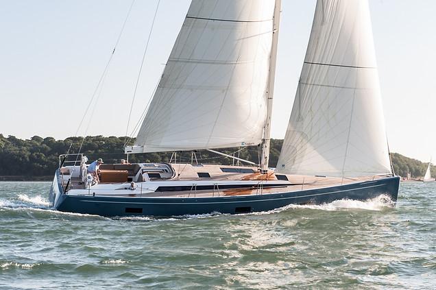 Euphoria Yachts 54