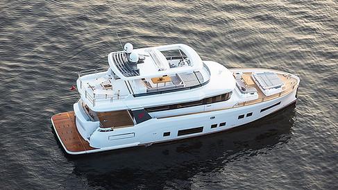 Sirena Yachts 64