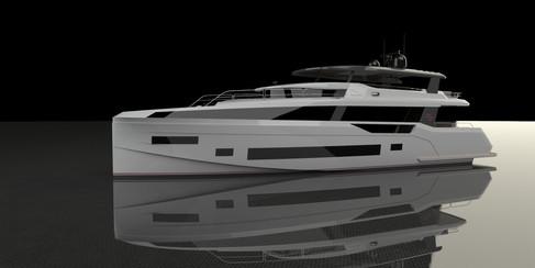 Sirena Yachts 85
