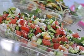 Mexican Chickpea Salad Recipe