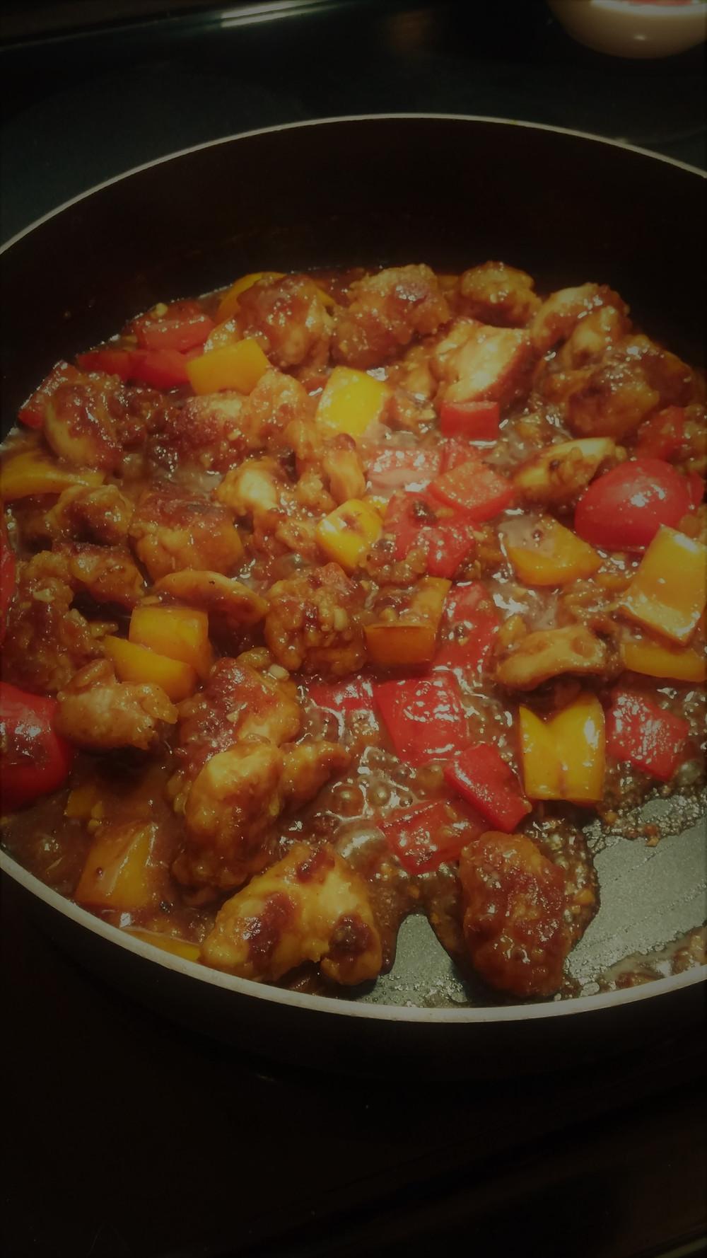 Healthy-ish General Tao Chicken Recipe