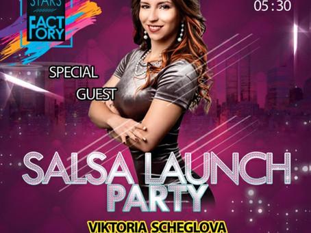 Meet Victoria Scheglova