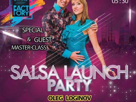 Special Guest - Oleg Loginov