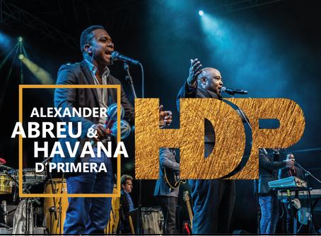 Havana D'Primera скоро в Москве