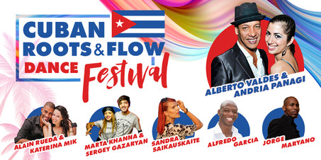 Cuban Roots & Dance Flow Festival