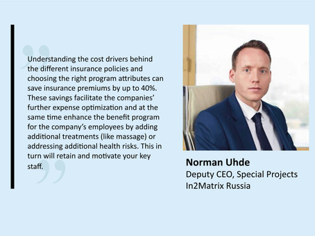 How to reduce costs related to health insurance  in post -pandemic world