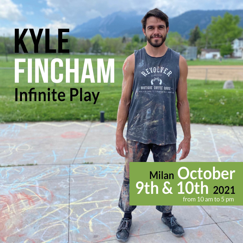 MOVEMENT WORKSHOP  con Kyle Fincham
