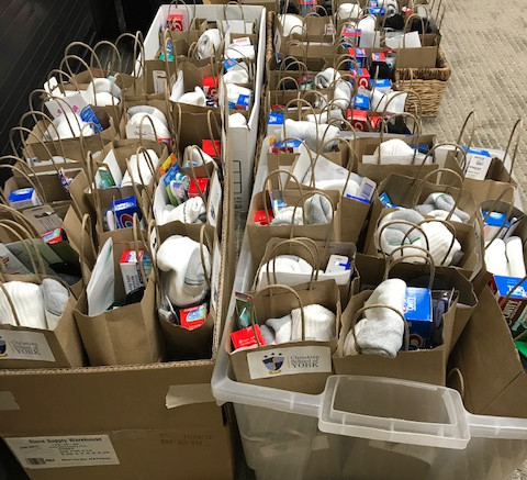 Totes of Love - Thank you to everyone for donating items