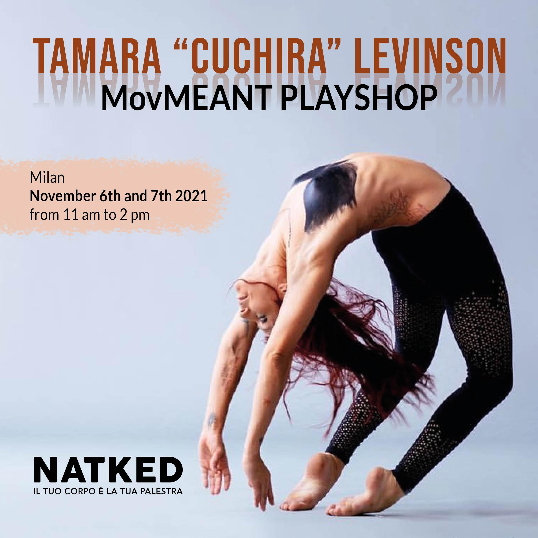 "Workshop Tamara ""Cuchira"" Levinson"