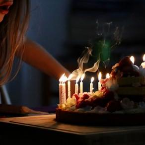 Wicked Cake by Emily Hessney Lynch